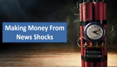 Trading News Shocks