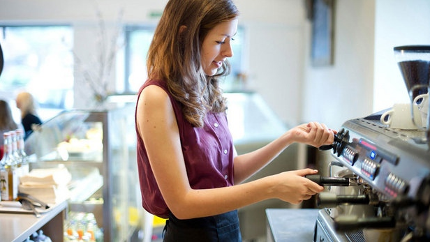 should college students have a part College students, which is better for your future - an entry-level job or a  if you  have lofty career plans, then a part-time position as a barista is.