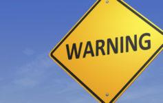 Warning Risk
