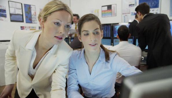 Female Traders