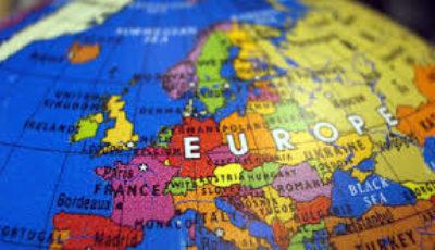 Europe EU EUR