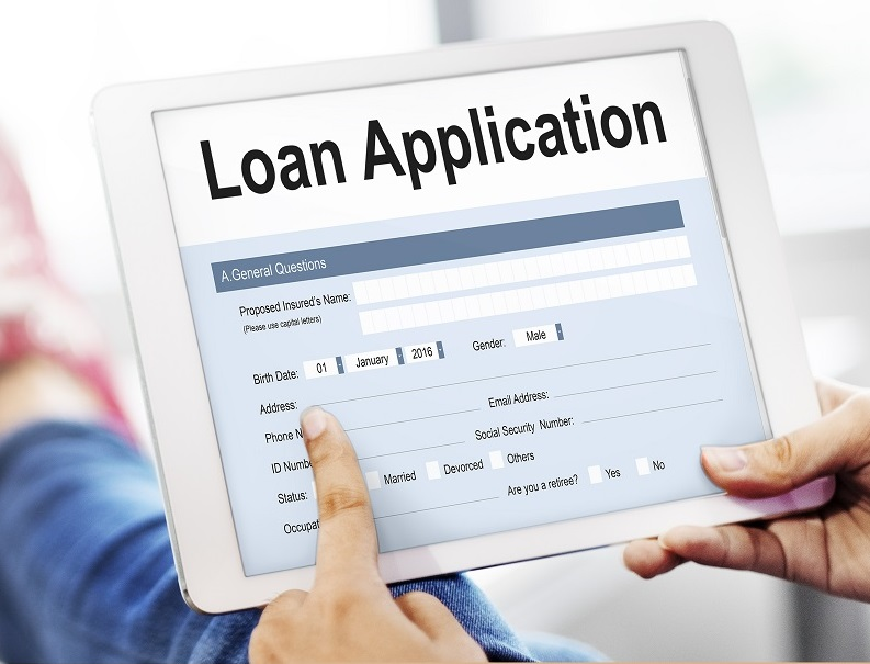 short term loan application 2