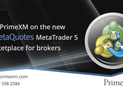 PrimeXM on new MT5 marketplace