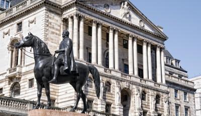Bank of England BOE