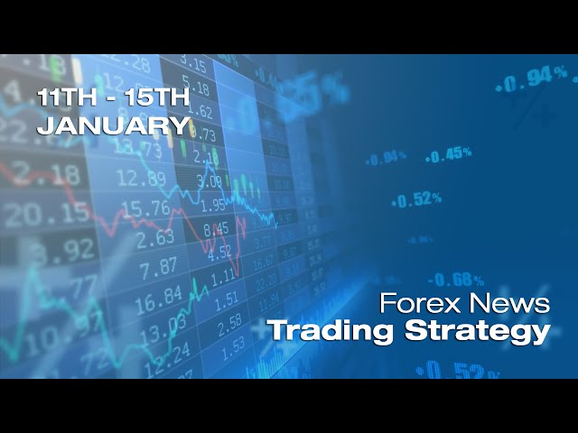 Forex News Trading Strategy For The 11th 15th January