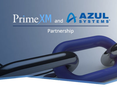 PrimeXM and Azul Systems Partnership